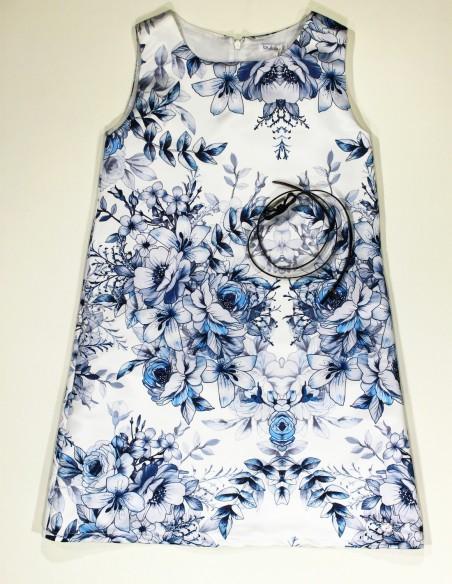 Vestido Byblos de Niña ref: BJ5407 3