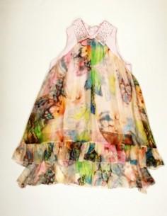 Vestido Miss Blumarine de Niña ref: 365AB64 1