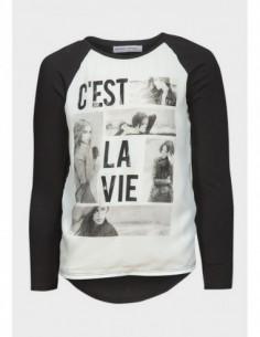 Camiseta Minoti de Niña ref: BELLE 5 1