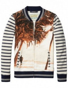 Sudadera Scotch & Soda de Niño ref: 129754 1