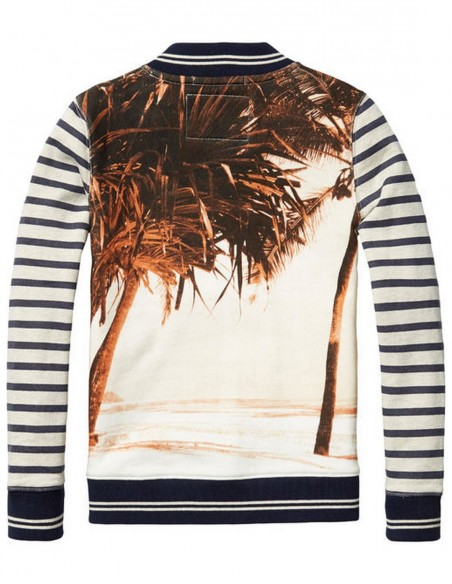 Sudadera Scotch & Soda de Niño ref: 129754 2
