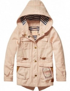 Parka Scotch & Soda de Niña ref: 129500 1