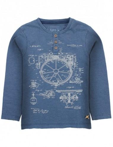 Camiseta Spitfire de Niño ref: B3802413 1