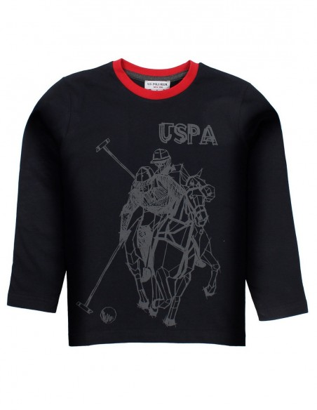 Camiseta U.S.Polo de Niño ref: 38920_35975 1