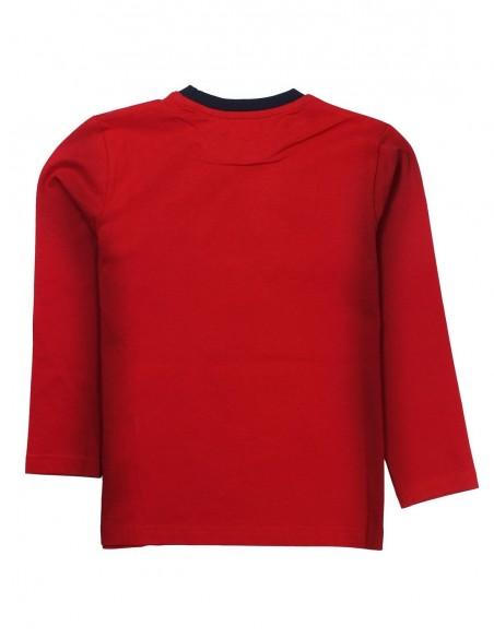 Camiseta U.S.Polo de Niño ref: 38920_35975 4