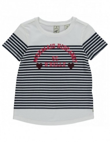 Camiseta Scotch & Soda de Niña ref: 140421 1
