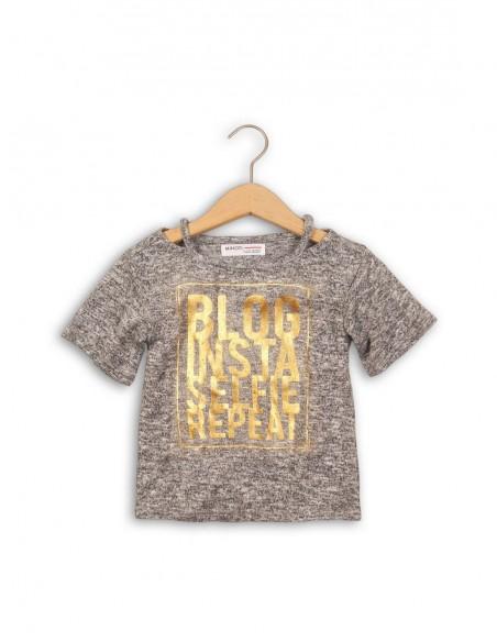 Camiseta Minoti de Niña ref: utility 2 1