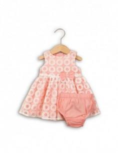 Vestido Babaluno de Niña ref: rose 6 1
