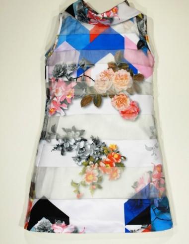 Vestido Byblos de Niña ref: BJ4723 1