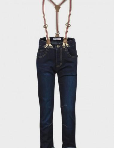 Pantalón Minoti de Niño ref: MARINE 7 1