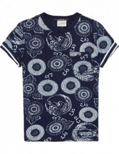 Camiseta Scotch & Soda de Niño ref: 140170 1