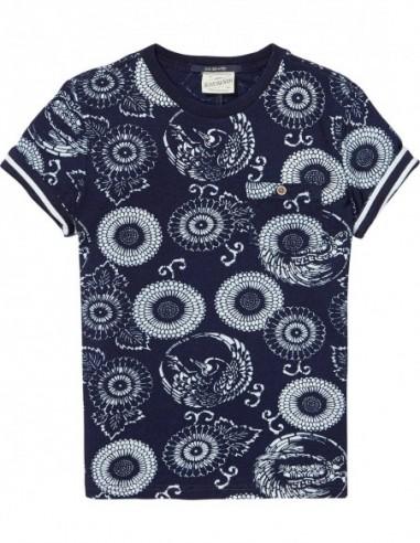 Camiseta Scotch & Soda de Niño ref: 140170 1